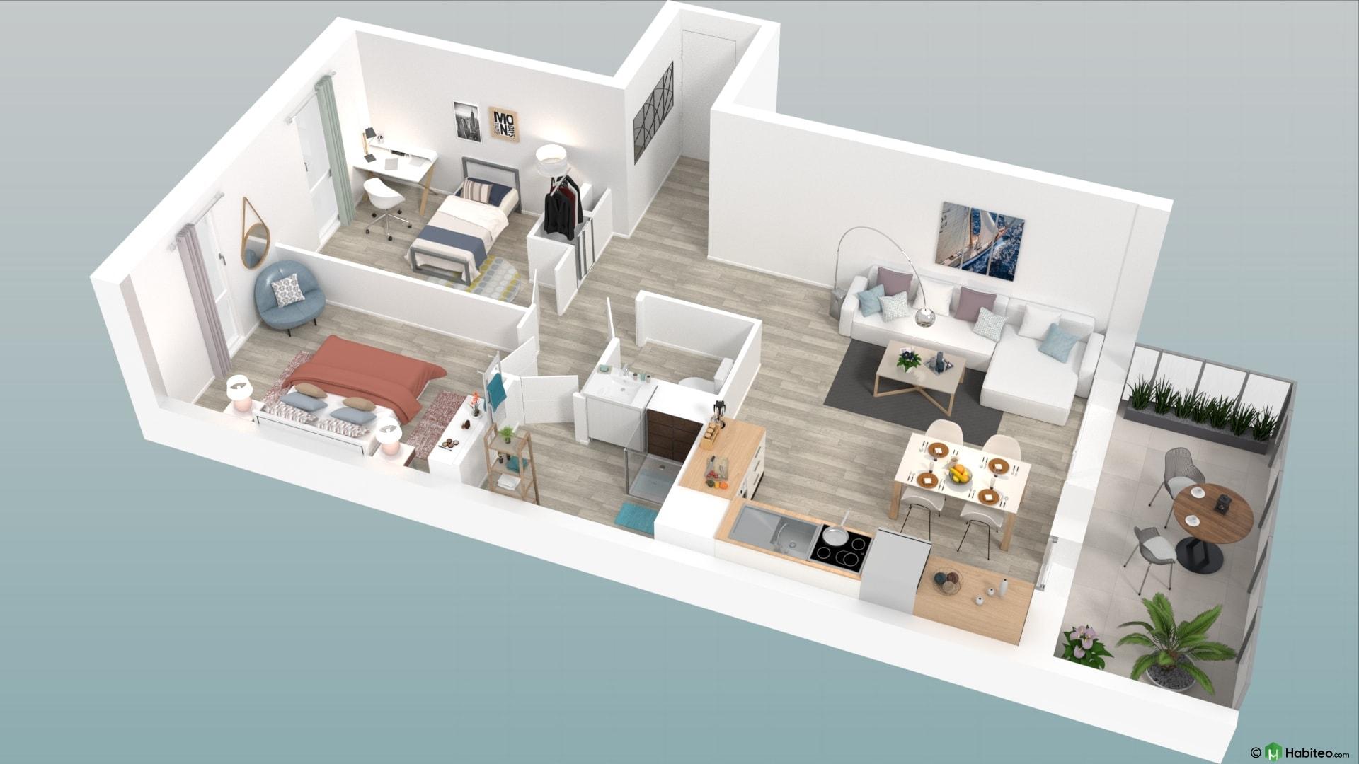 L'immobilier neuf à Argenteuil avec le numérique