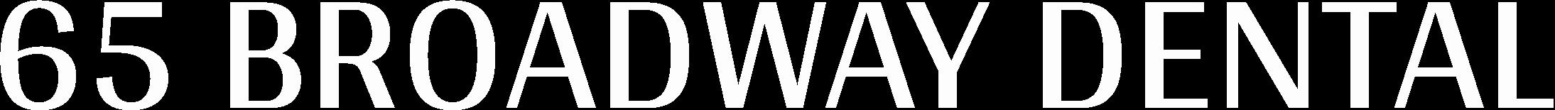 65 Broadway Dental Logo