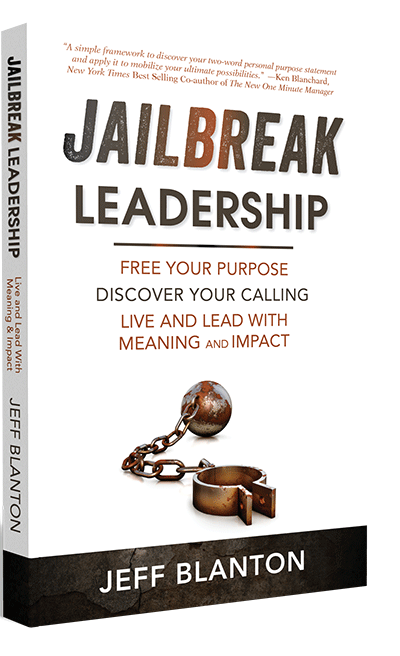 Jailbreak Leadership book