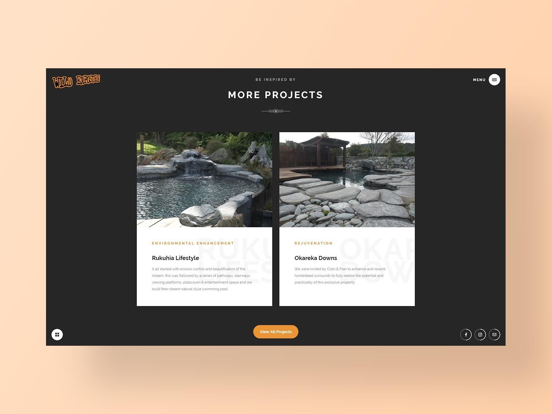Website Design by Neon Hive - Wild Exposure