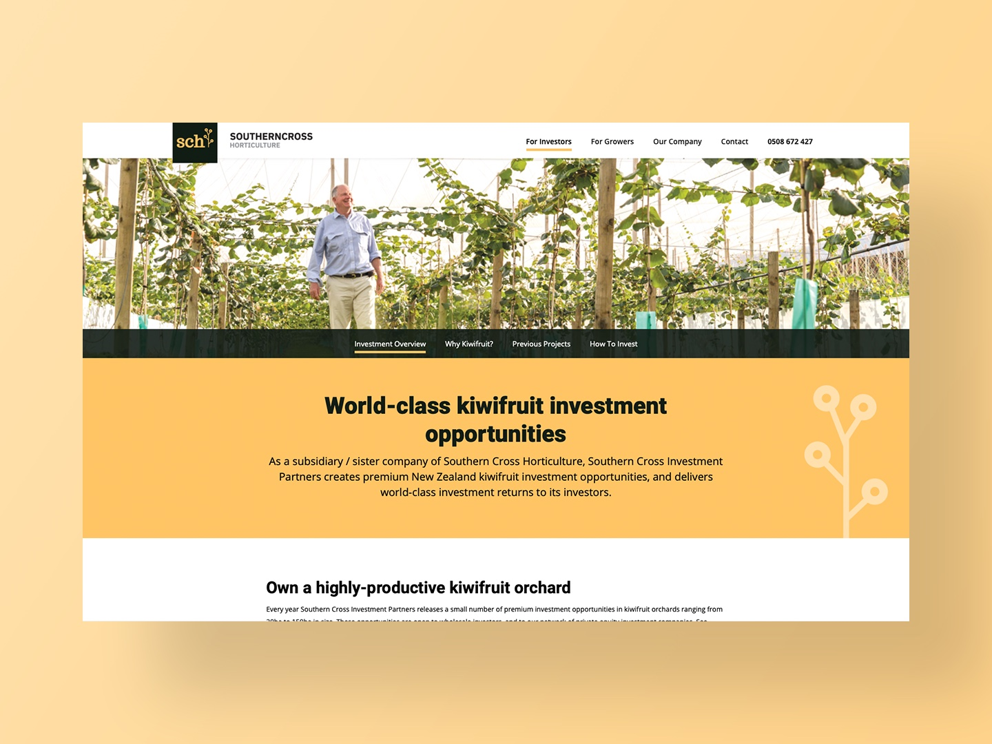Southern Cross Horticulture Investment Overview by Neon Hive