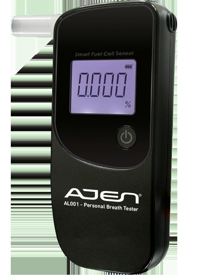 Ajen AL001 personal Breathalyser