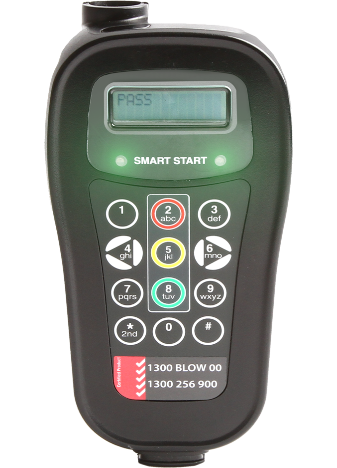 SSI-20/20 Ignition Interlock