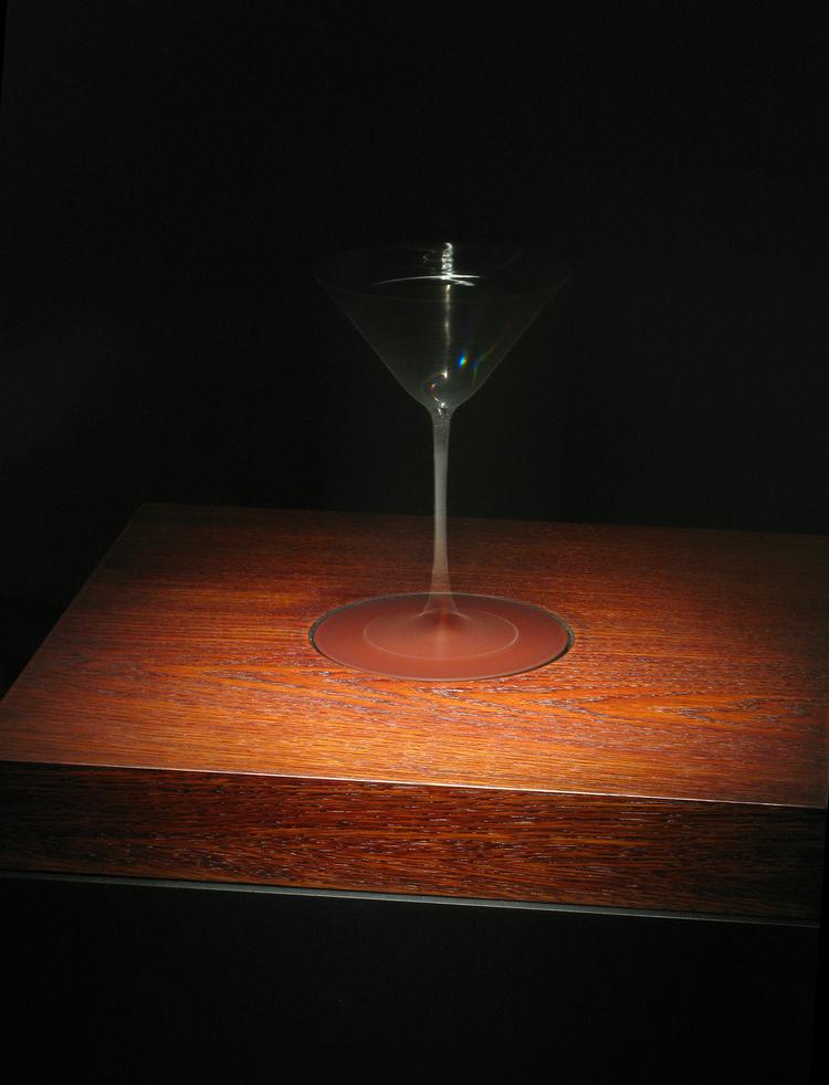Spinning Martini