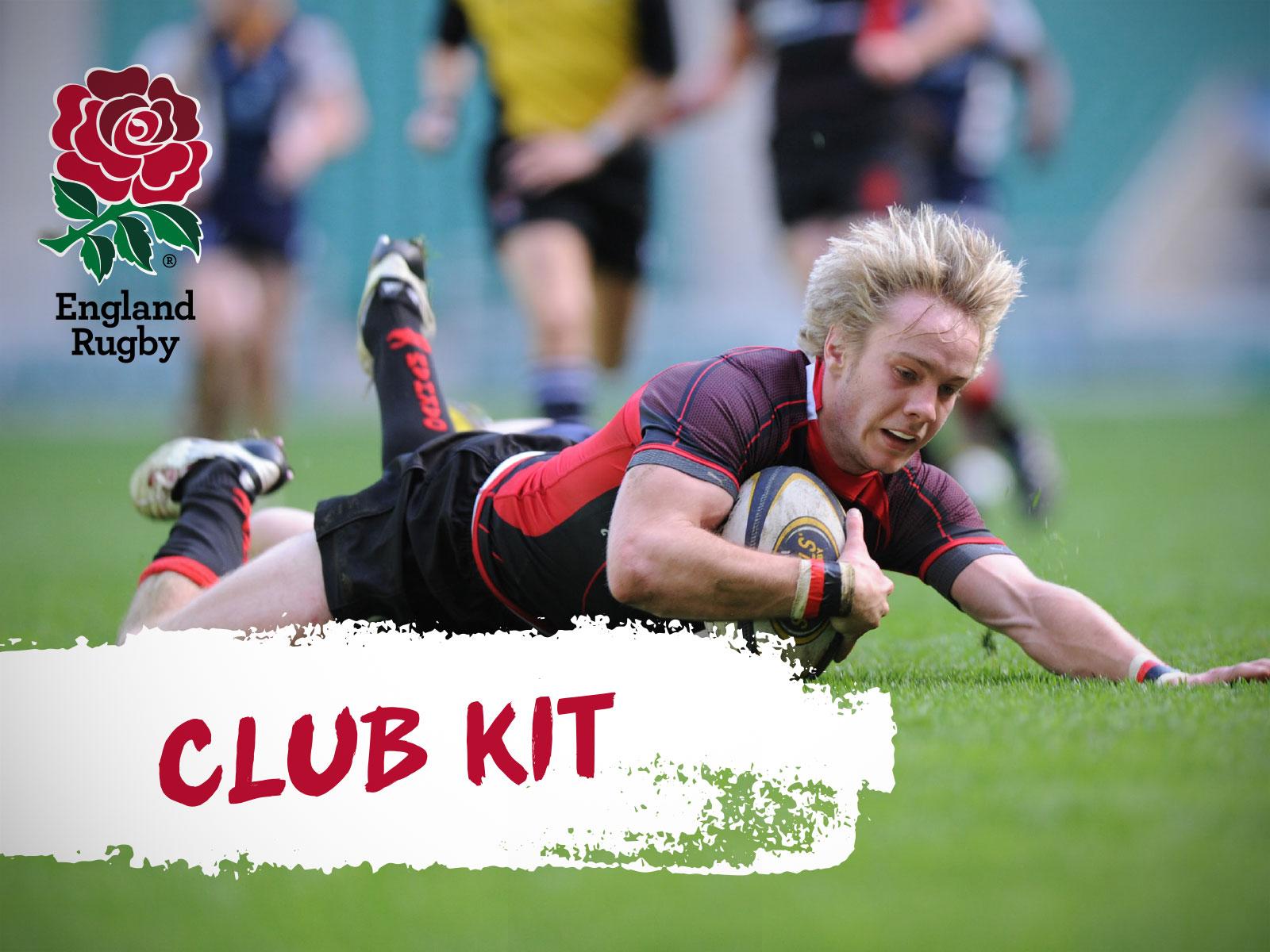 England Rugby brochure design