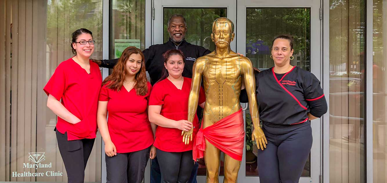 Ashton Rehabilitation Staff | Chiropractic, Physical Therapy, Acupuncture, Silver Spring, MD