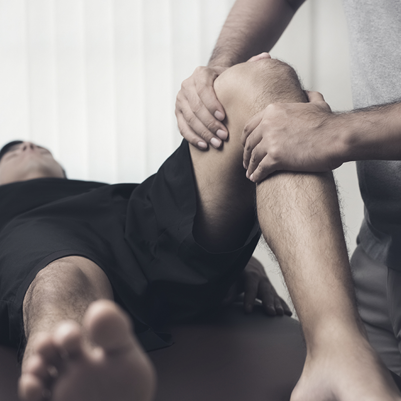 Physical Therapy treatment at Ashton Rehabilitation Clinic, Silver Spring, MD.