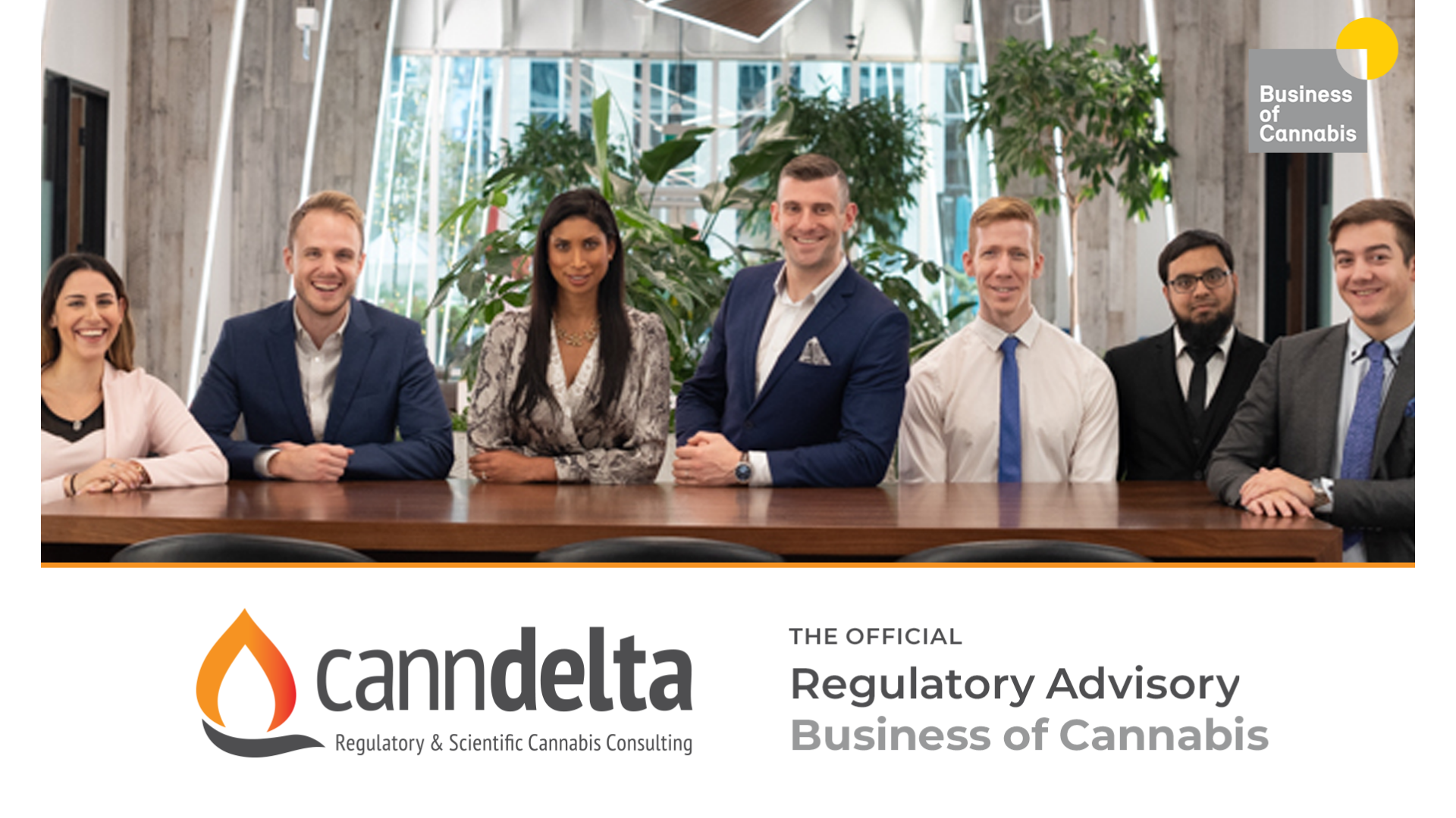 CannDelta becomes Official Regulatory Advisory of Business of Cannabis