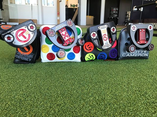 Scotty Cameron Circle T putters