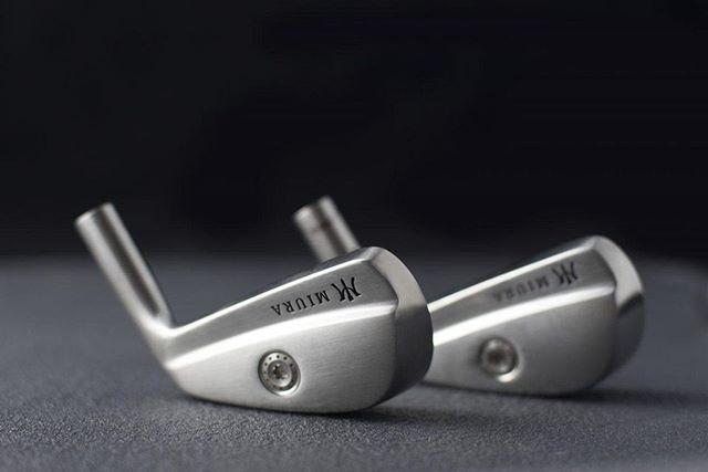 Miura IC 601 irons