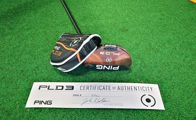Ping PLD3 Putter
