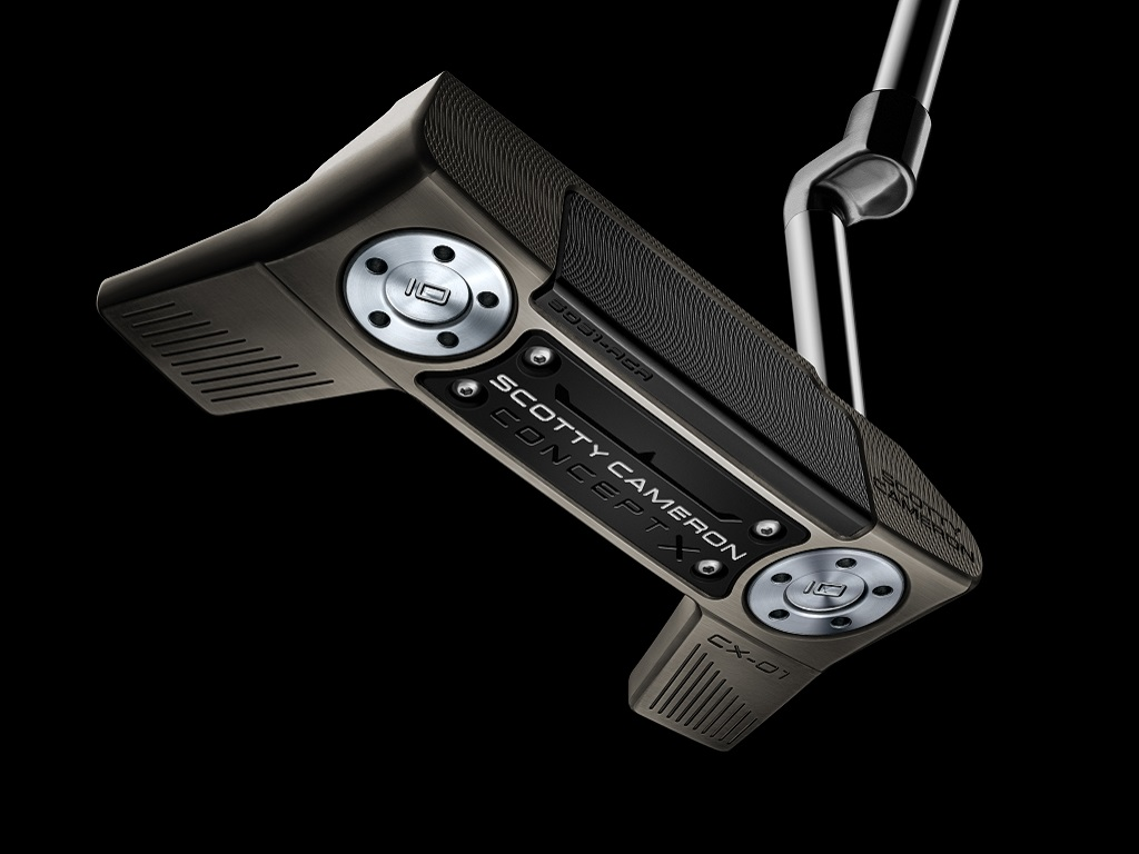 Scotty Cameron Concept X