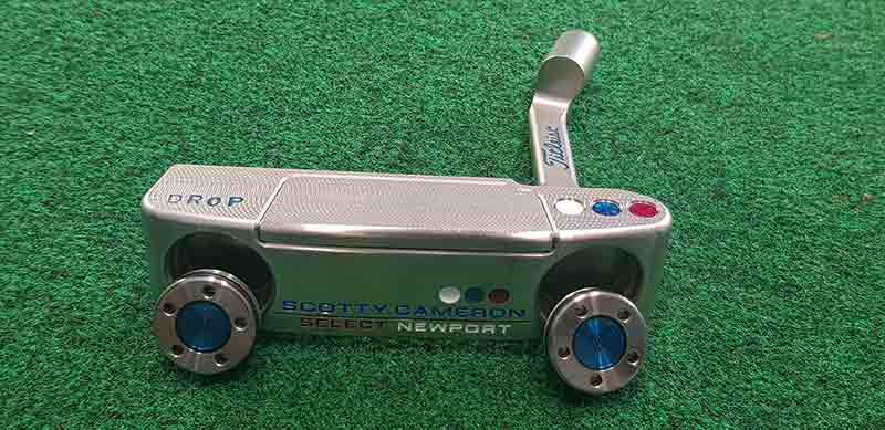 Custom Scotty Cameron