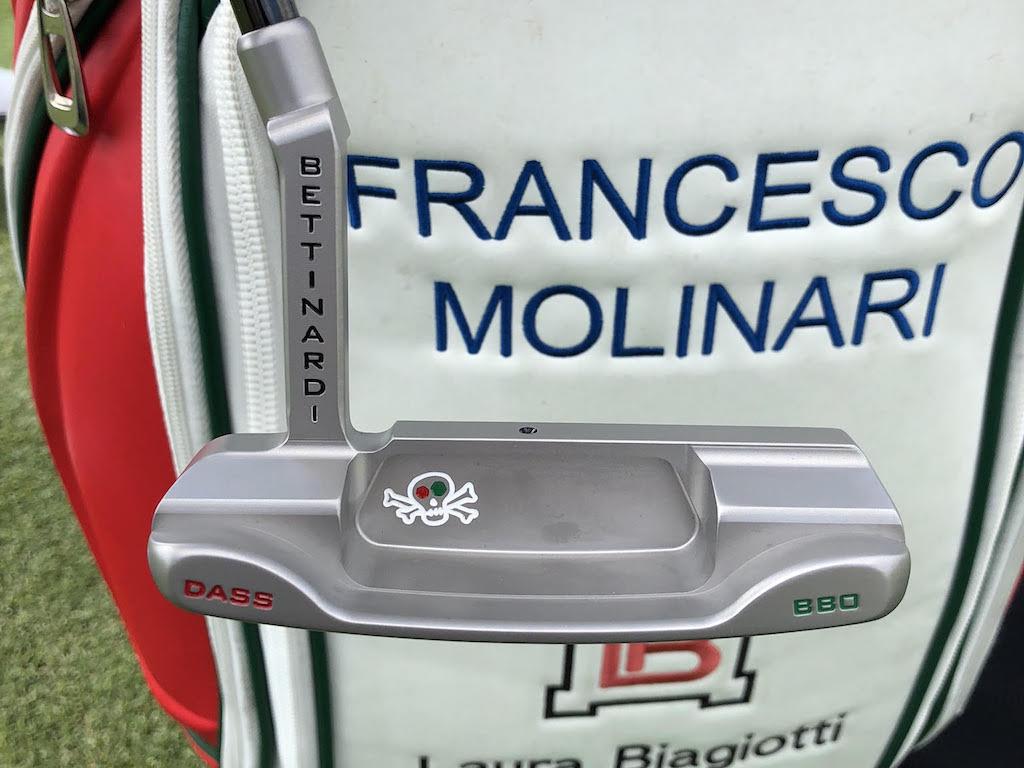 Molinari Wins with Bettinardi