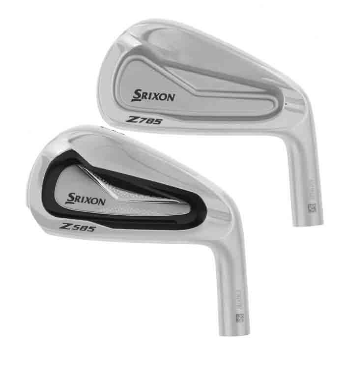Srixon Z585 & Z785