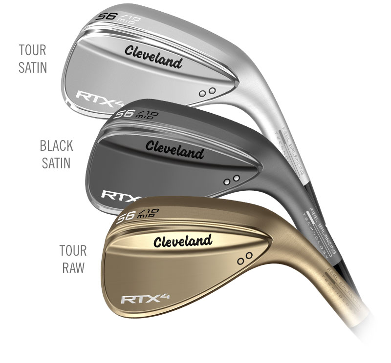 Cleveland RTX 4 Wedges Released