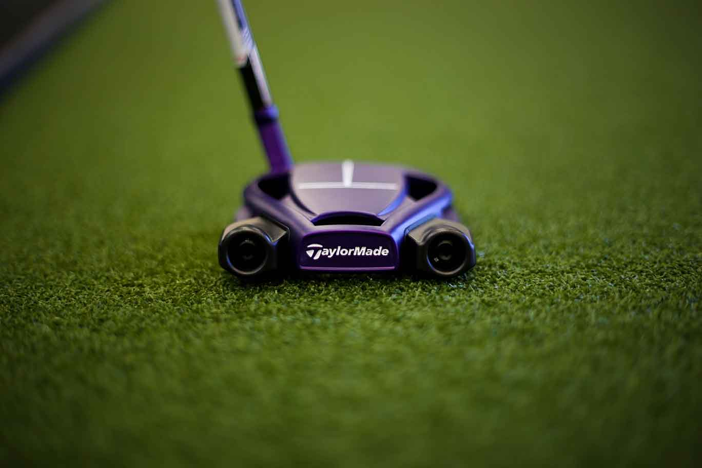 Custom Taylormade Spider Putter