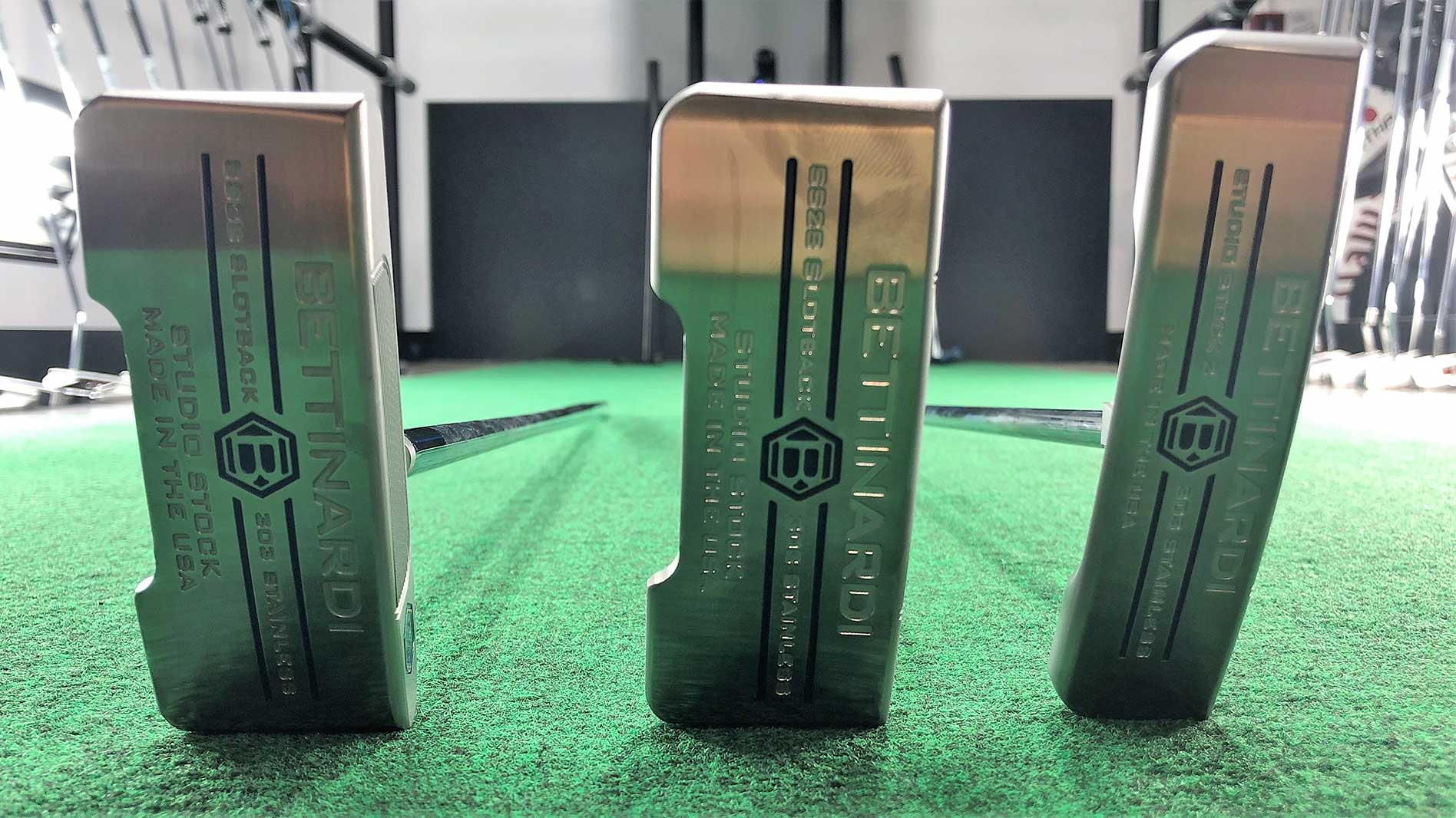 2019 Bettinardi Putters