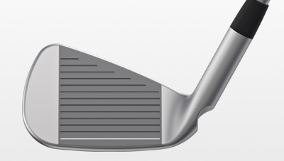 face view of i500 iron