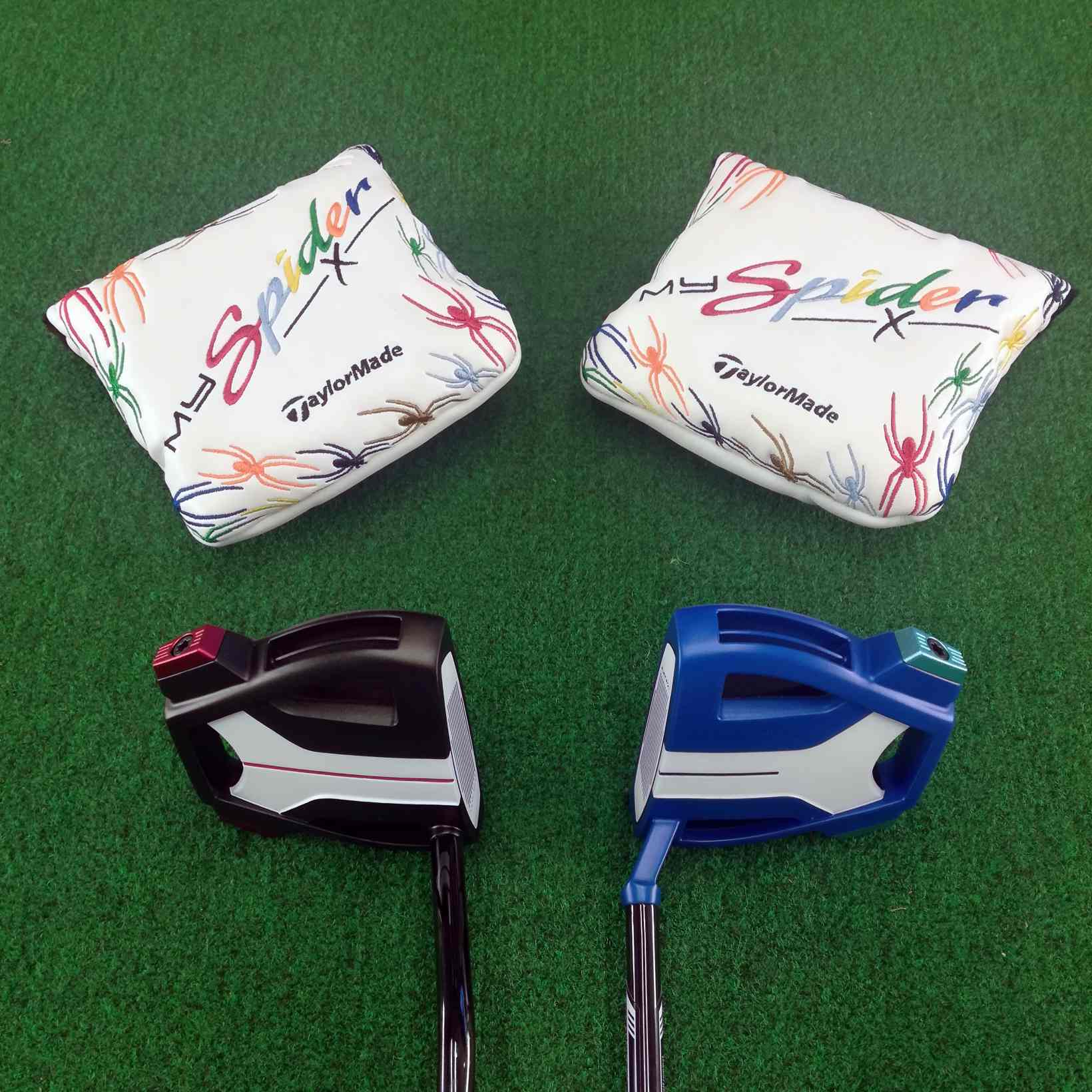 Tayormade MySpider Putter and Headcover
