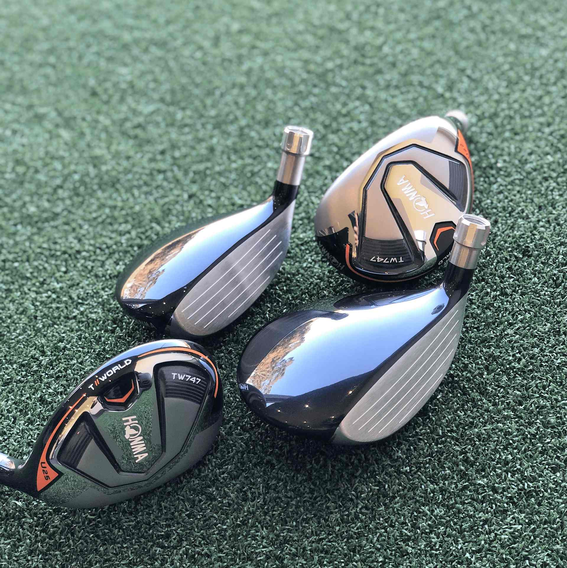 Honma TW747 Fairway and Hybrid