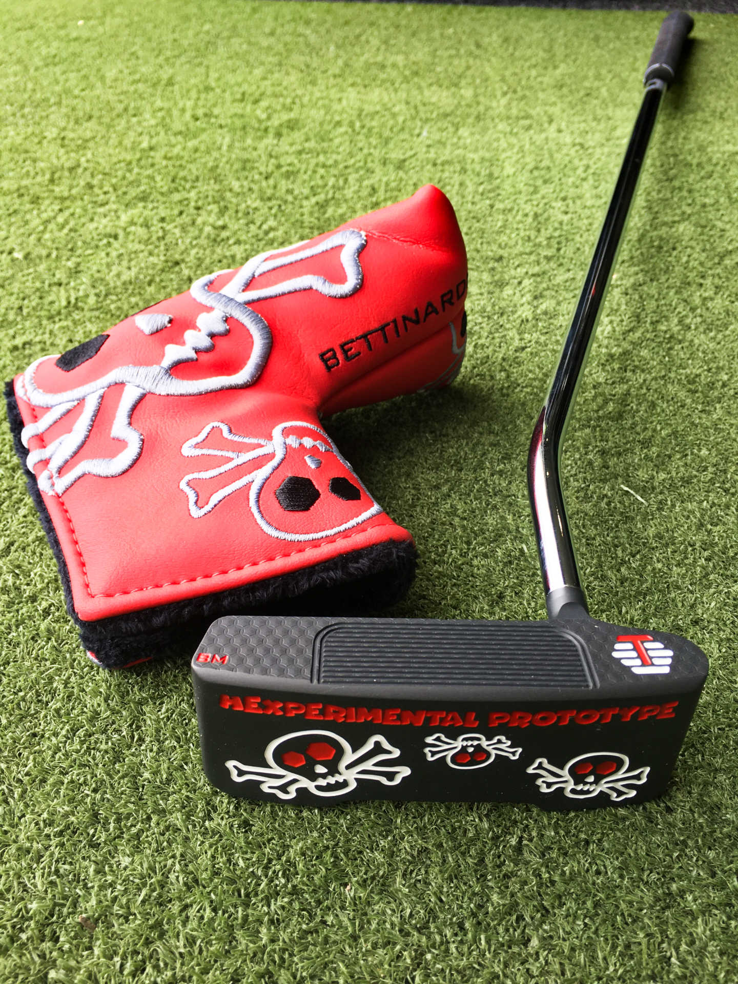 Custom Bettinardi SS28 Slotback Armlock Putter