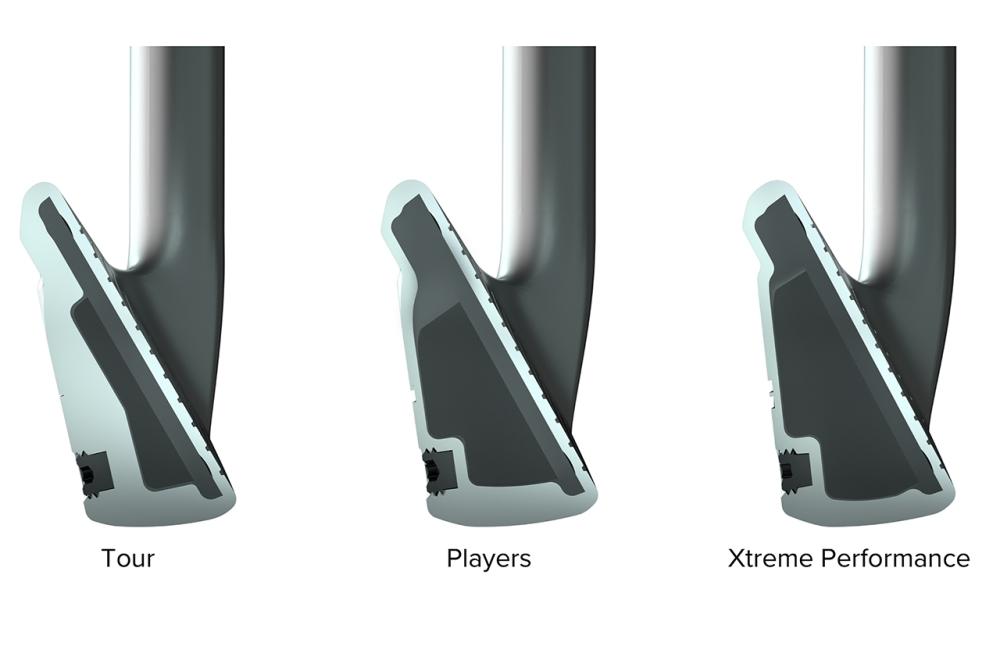 PXG 0311 Gen 3 Irons Internal