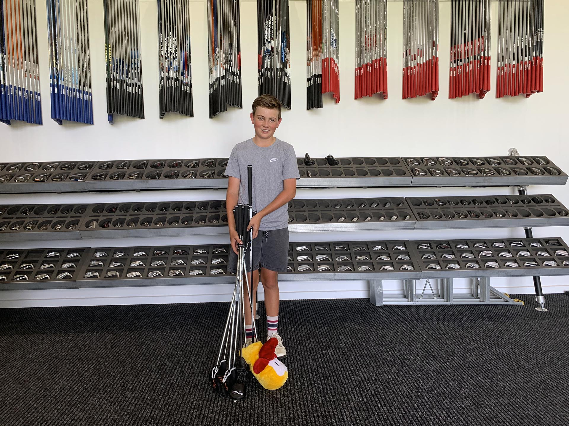 Cody Brenner Junior Club Pickup
