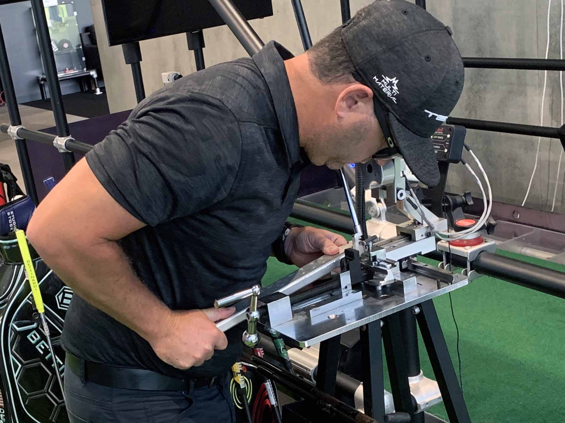 Fine tuning a Scotty Cameron Button putter