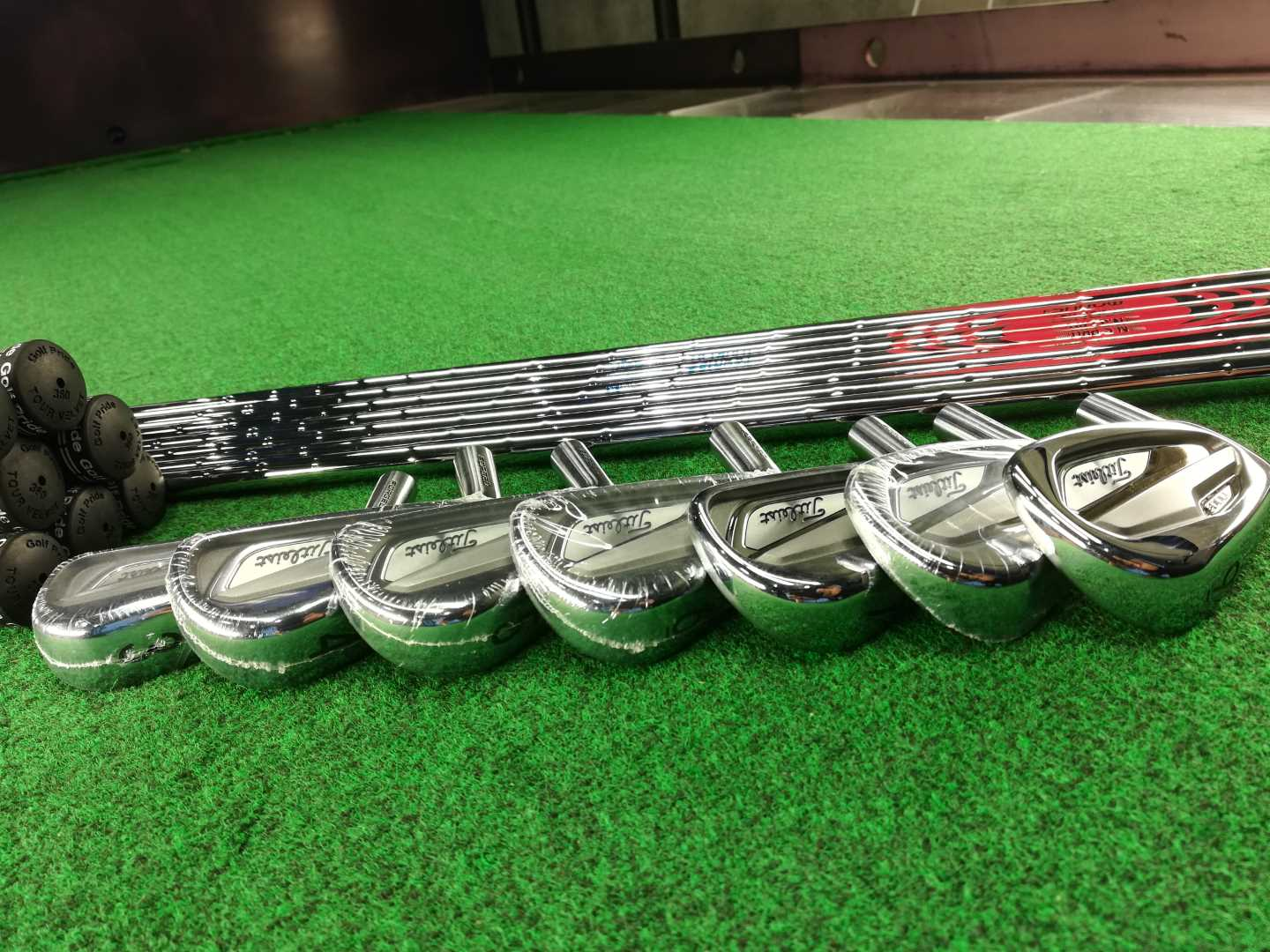 Titleist T100S build at Cool Clubs Australia