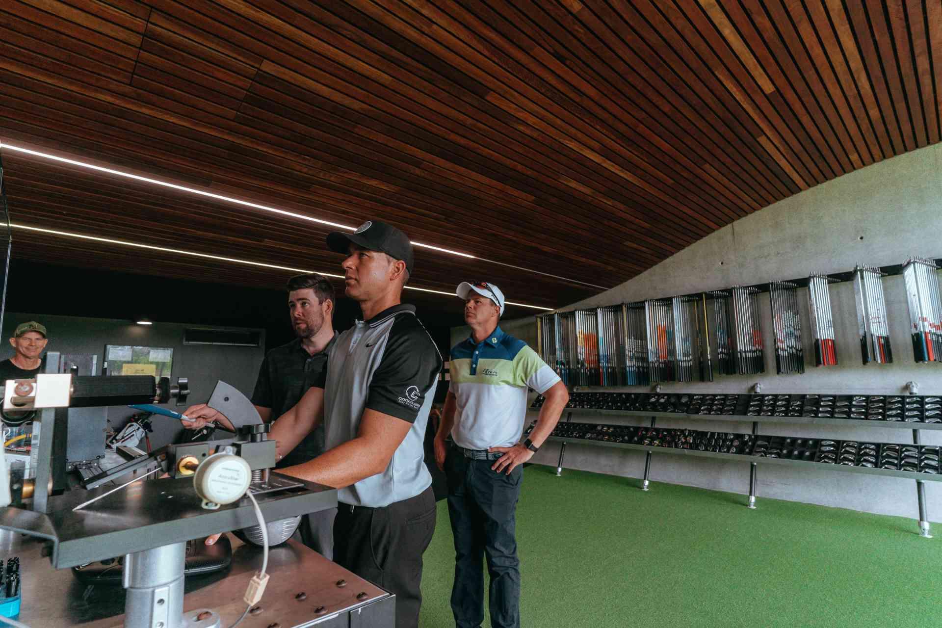 Cool Clubs Club Fitters Carrara