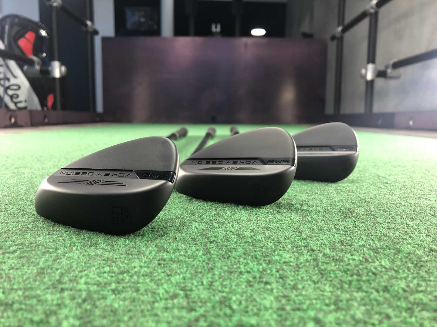 Titleist SM8 Murdered Out Wedges for Chad