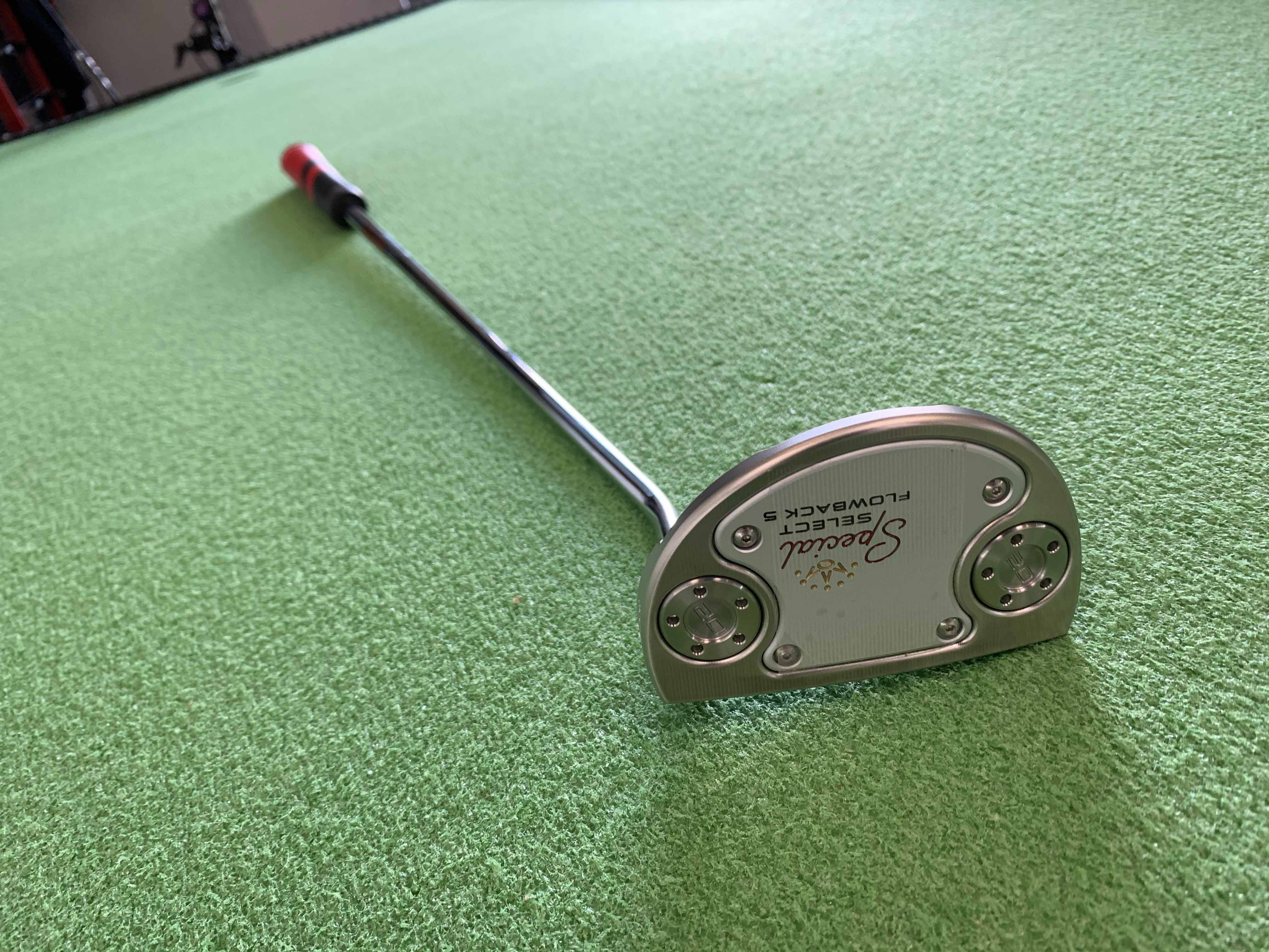 Scotty Cameron Putter Pickup Cool Clubs