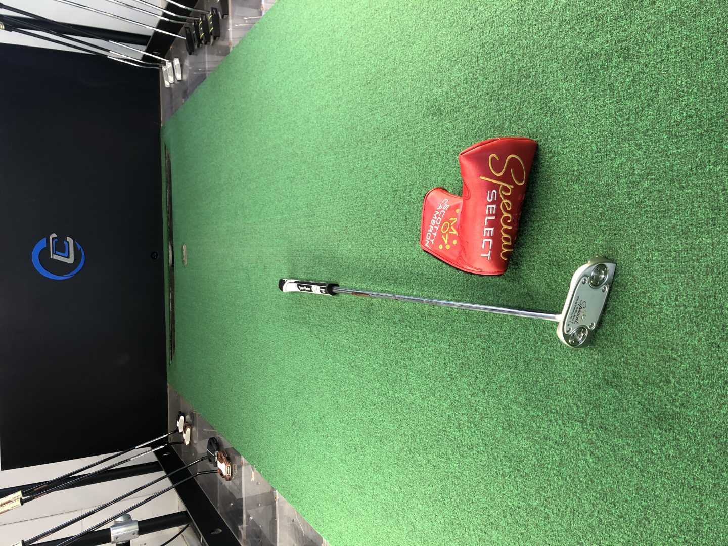 Scotty Cameron Fastback 1.5 Putter Pickup