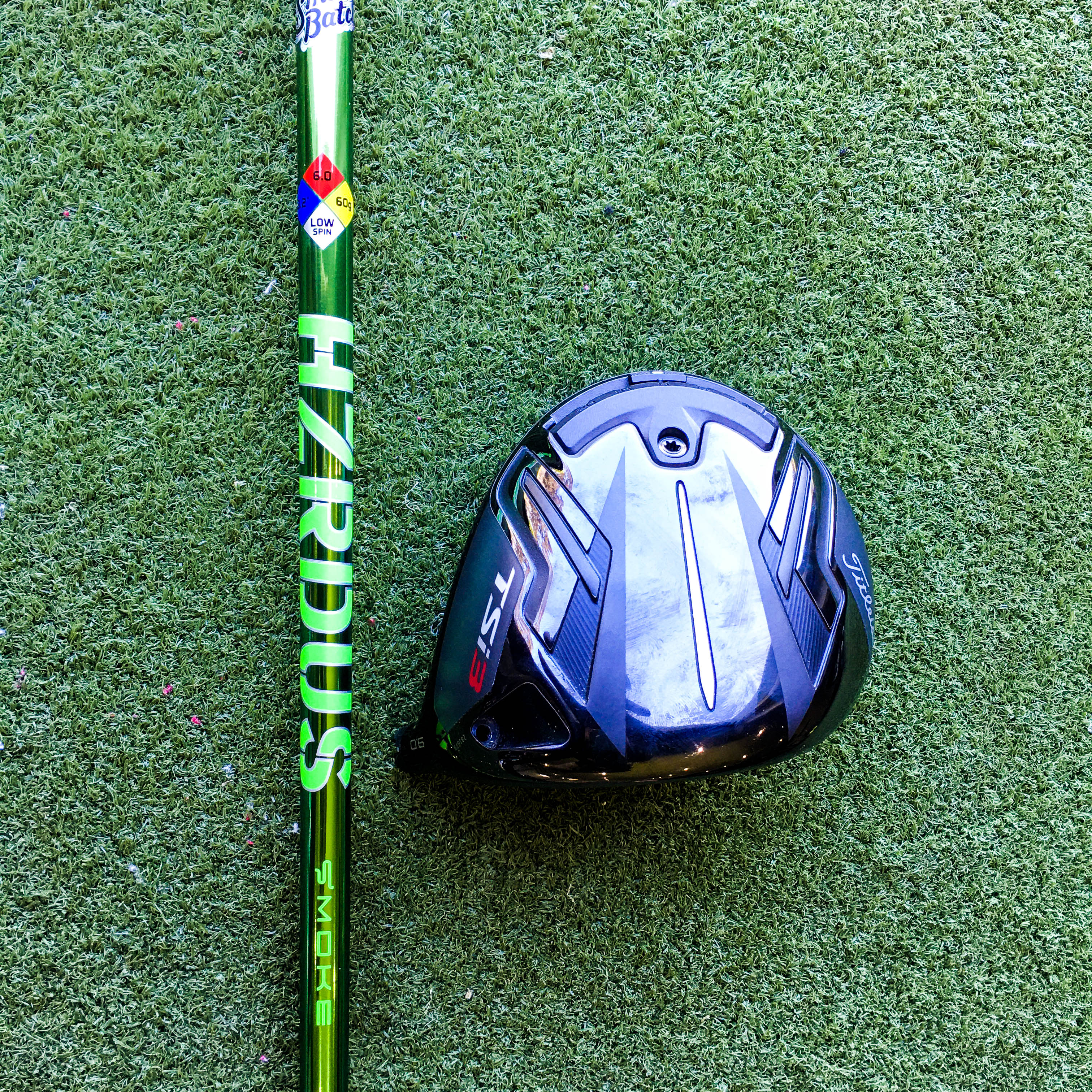 Titleist TSi Fit the FItter
