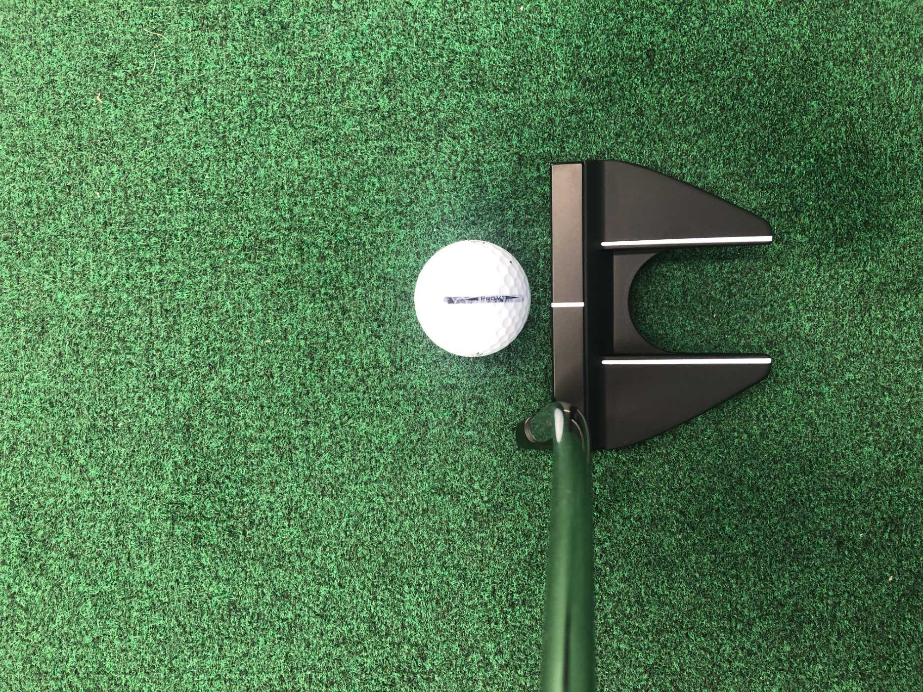 Axis1 Rose Black Putter