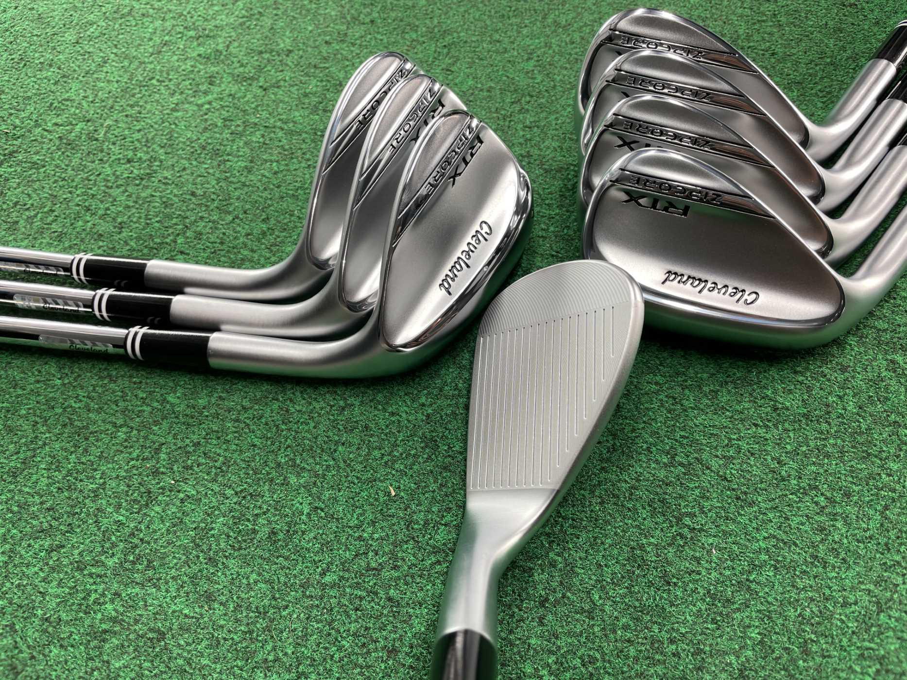 Cleveland RTX Zip Core Wedges
