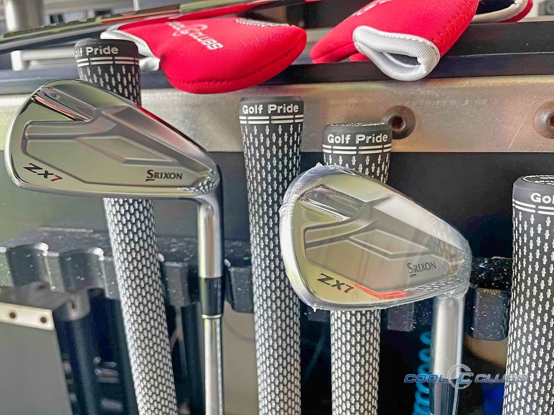Srixon ZX7 and Scotty Cameron Special Select pickup