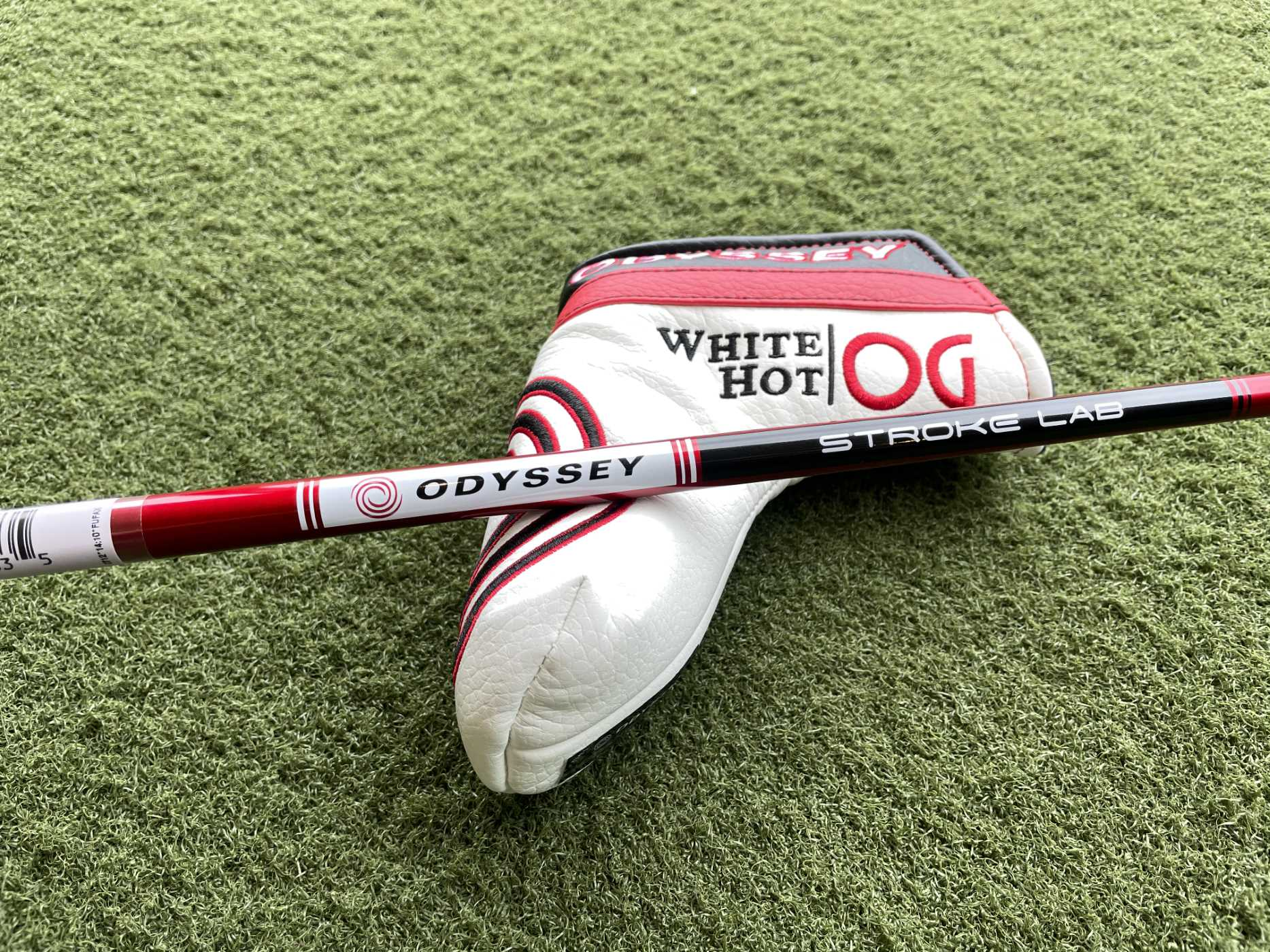 Some of the new Odyssey OG White hot putters are now in Cool Clubs NSW, QLD and VIC