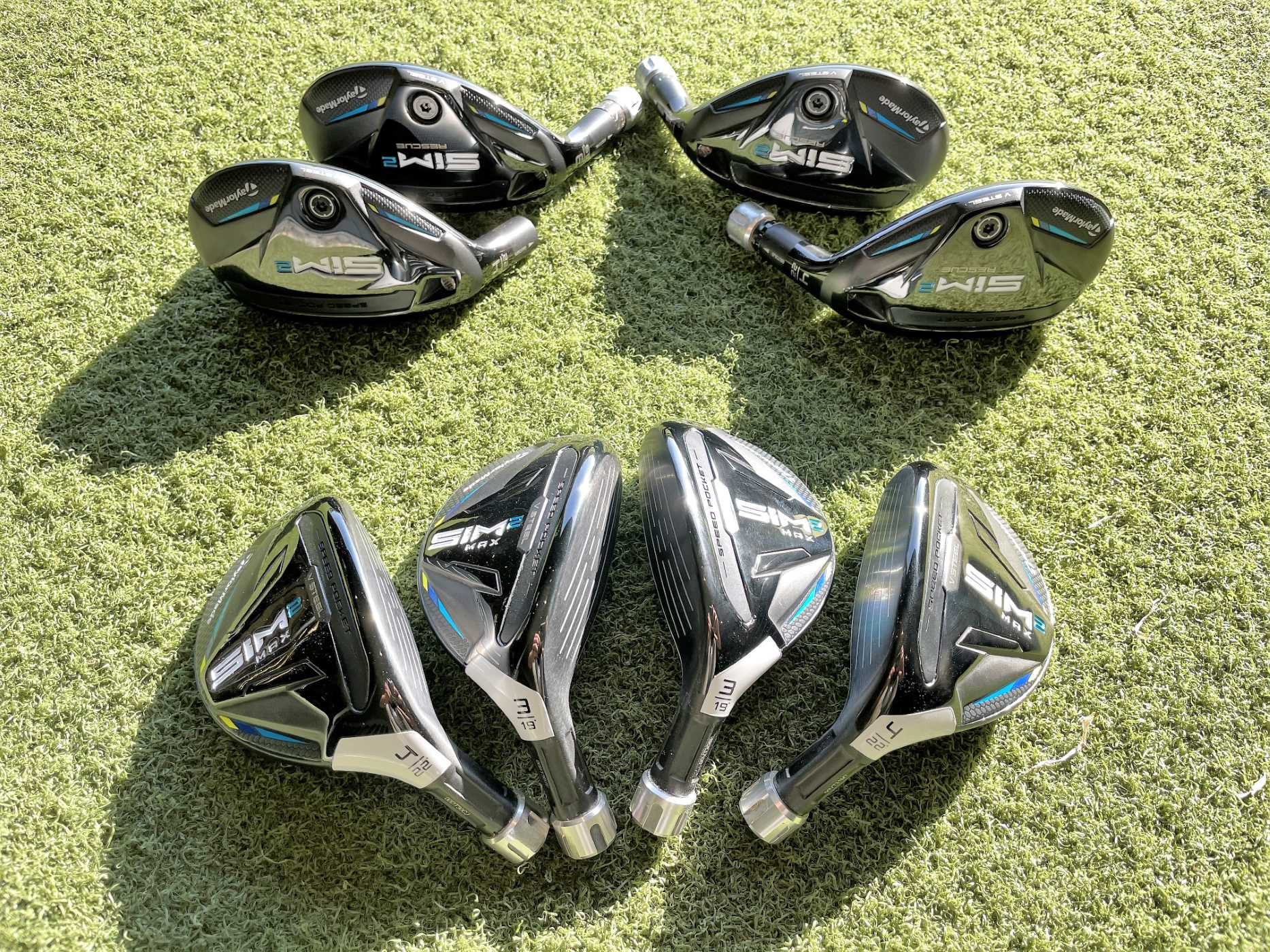 All Taylormade SIM2 now into Cool Clubs' fitting stock
