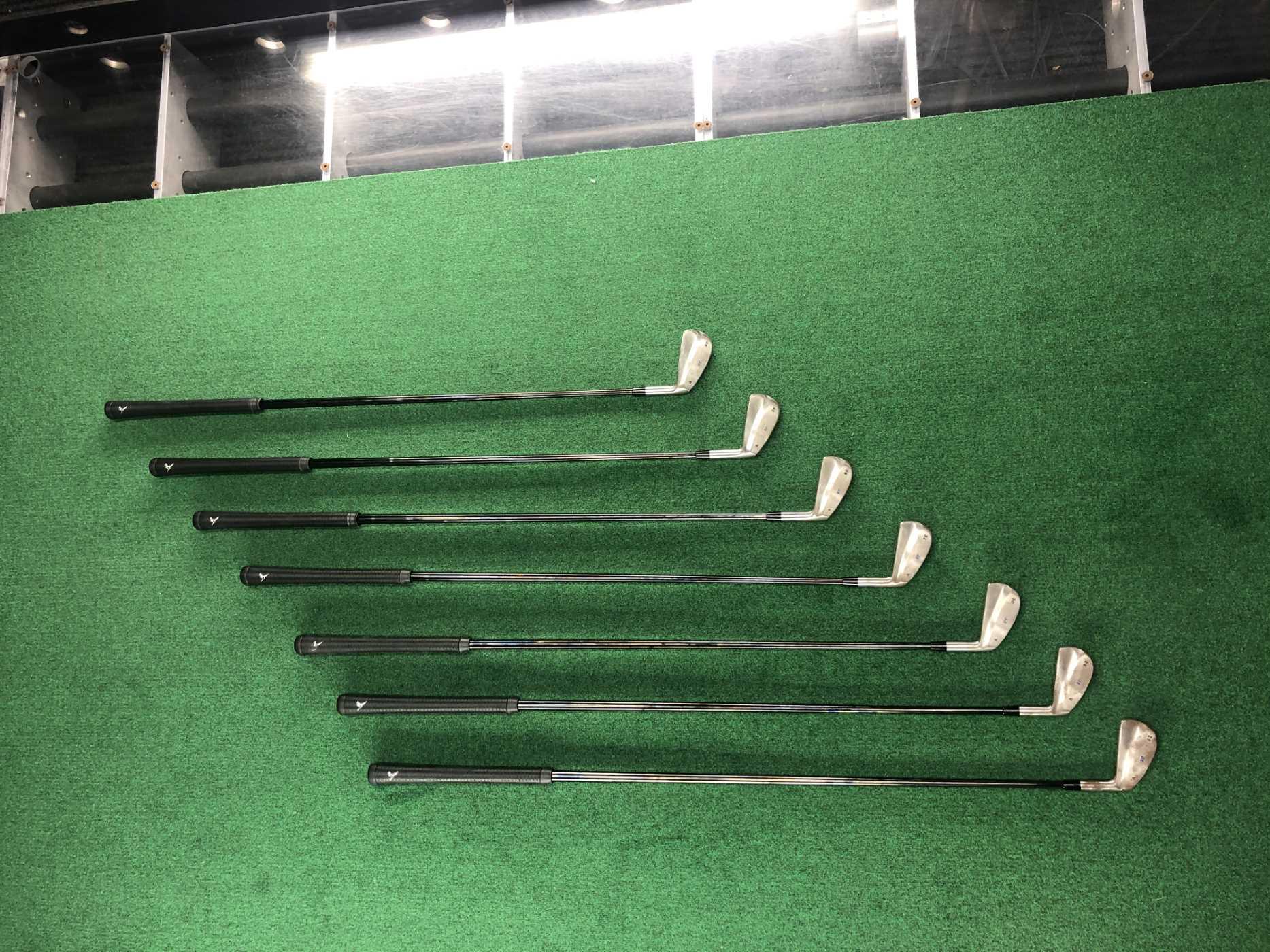 Custom Grind Kyoei KCM Blank Irons