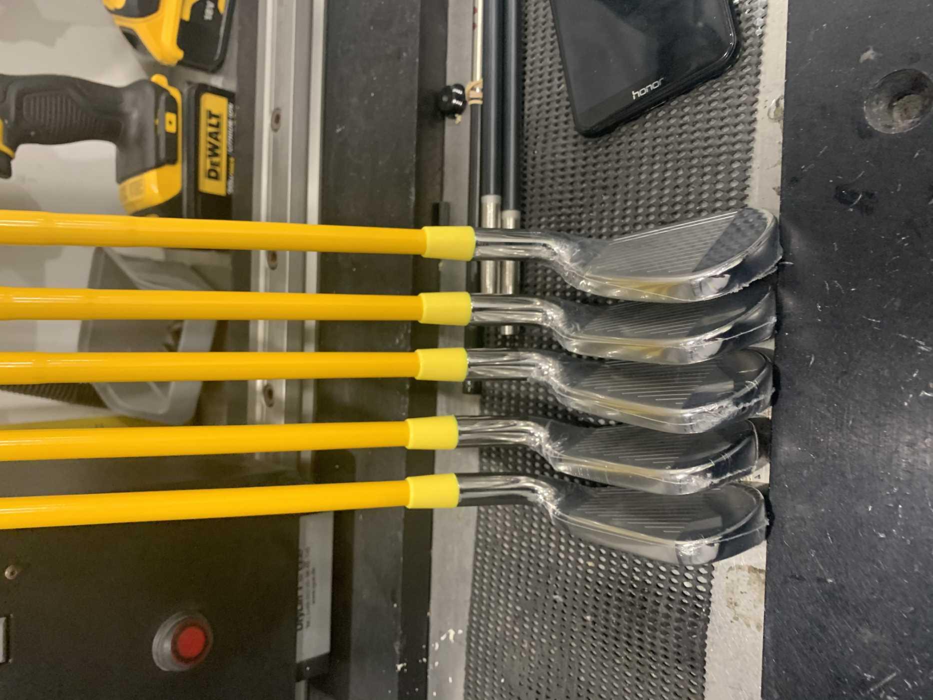 Custom Paint Irons