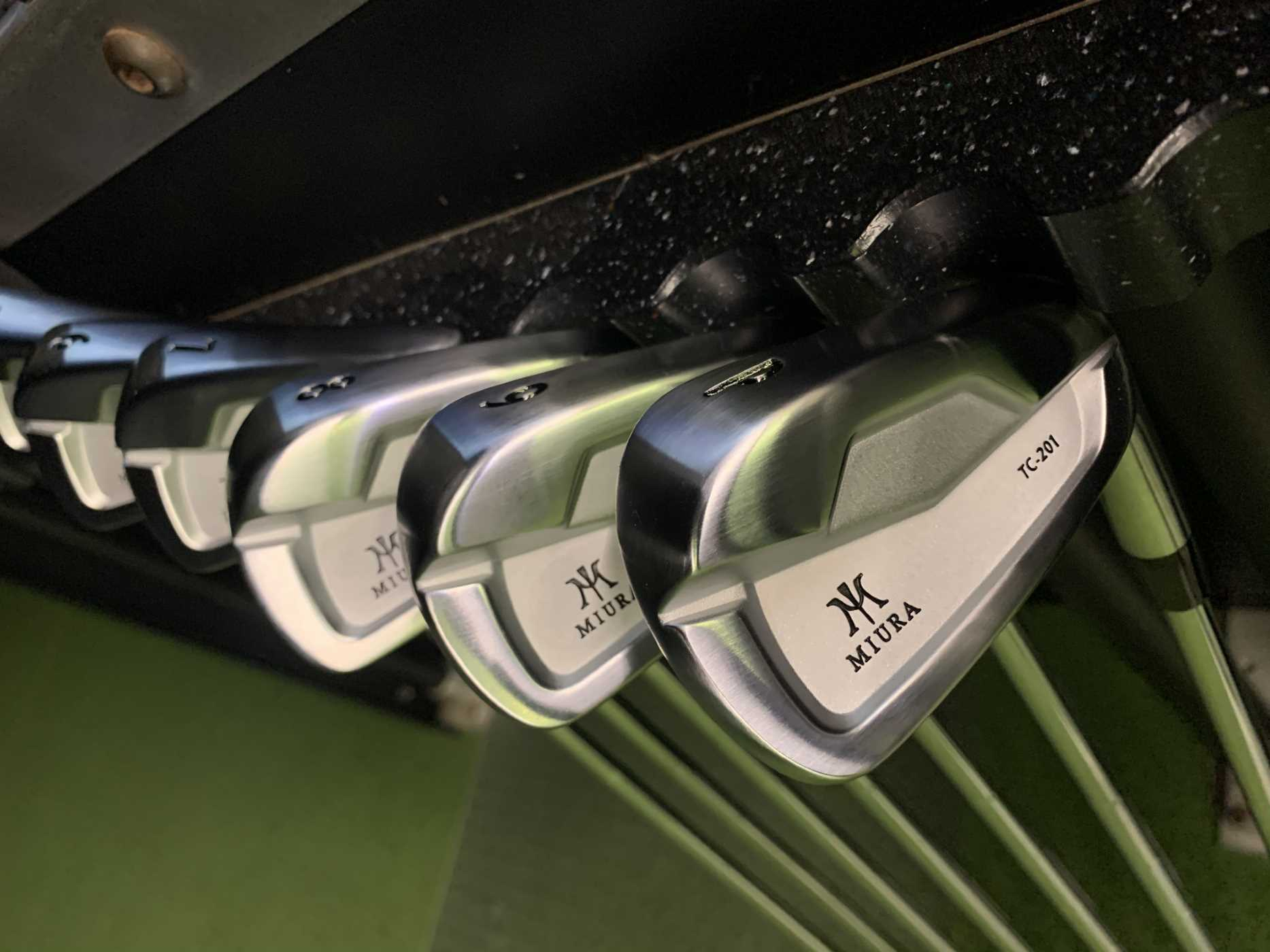 Heading out the door of our Gold Coast studio to a client in New Zealand, a sweet set of Miura TC-201's...