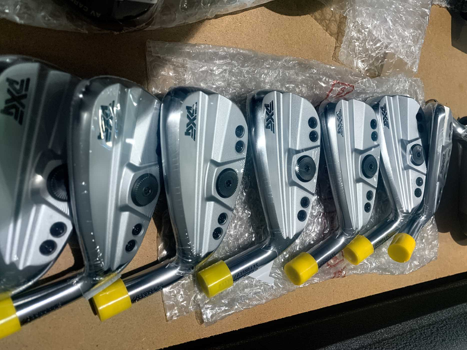 PXG Gen 4 into our fitting stock