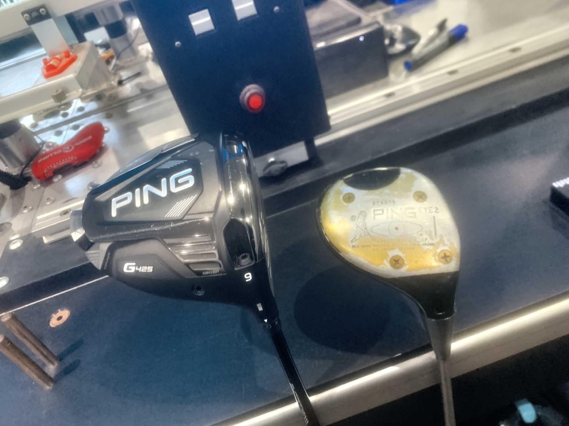 ping g425 v Eye 2 1 wood
