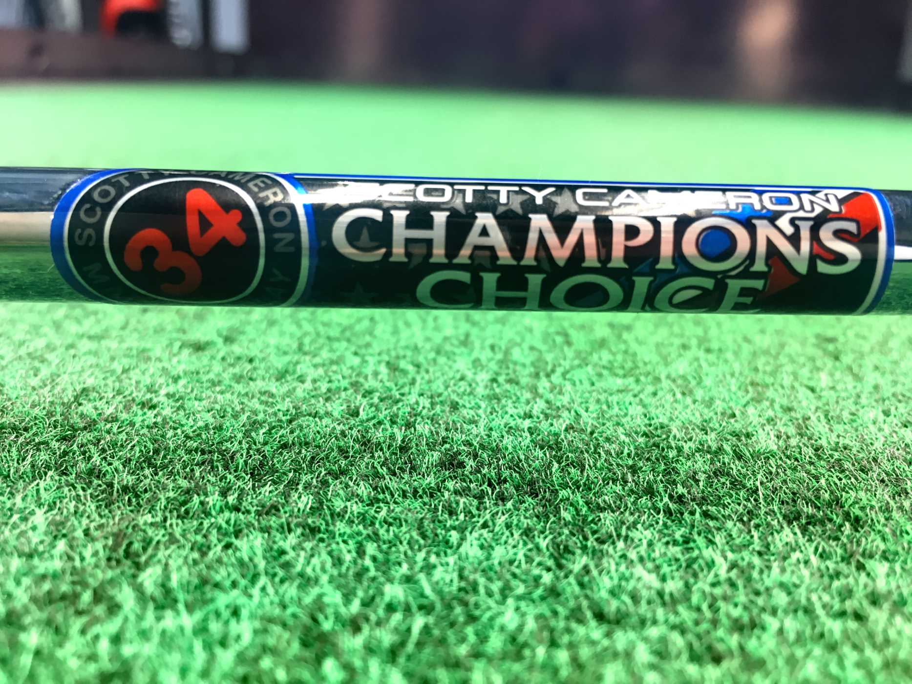 Scotty Cameron Champions Choice Putter