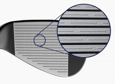 MG3 Wedge 3 Greenside precision black