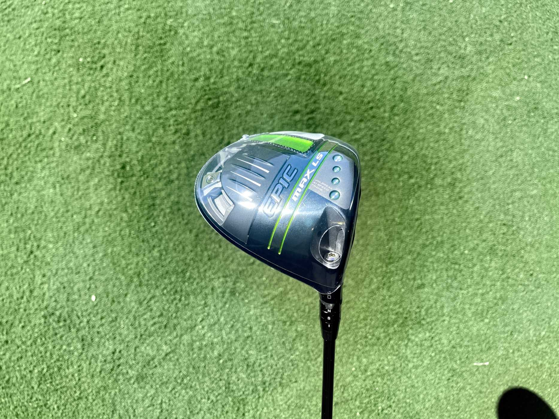 Callaway EPIC Max Driver and Fairway