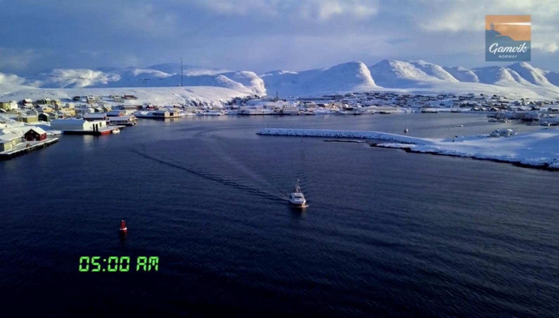 Fra Barentshavet til markedet på under 48 timer