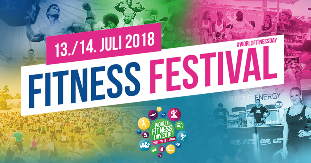 YOUR FITNESS FESTIVAL